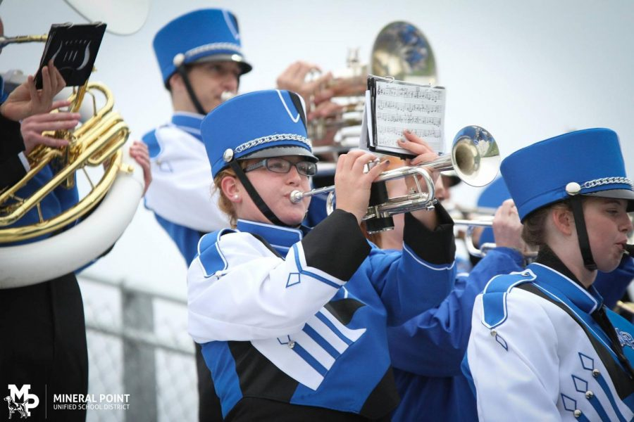 MPHS Band