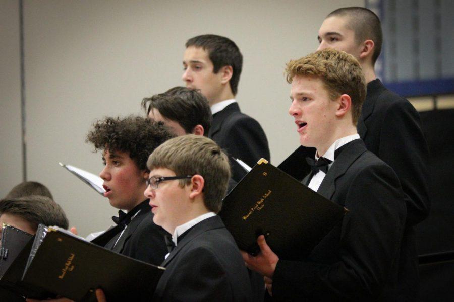 MPHS Choir