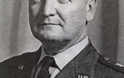 Major General David William Hutchinson Class of 1925