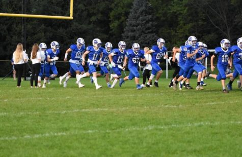 Football: Mineral Point 49 Cuba City 6