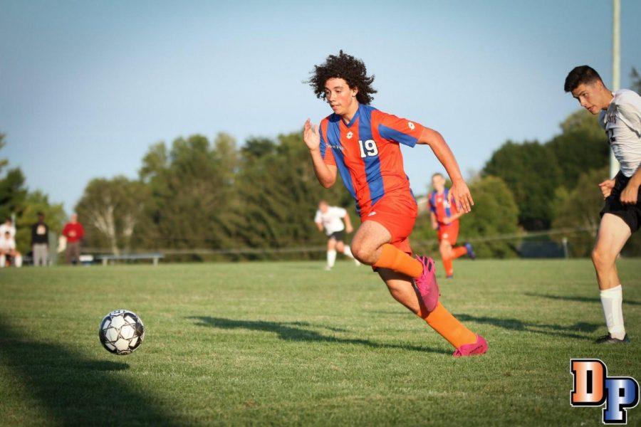 Dodge-Point Soccer Comes Up Short to Platteville