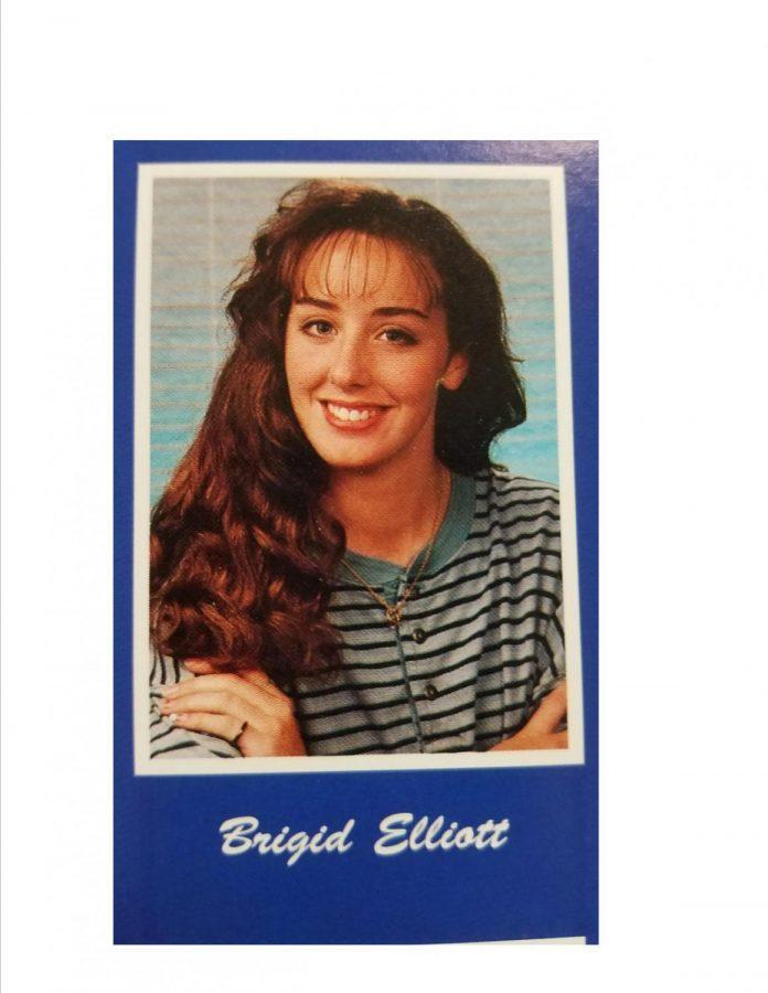 Brigid Elliott-Boger  Class of 1995