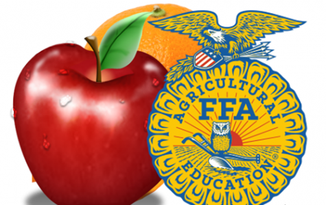 FFA Auction & FFA/Skills USA Fruit Sales