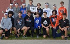 Dodge-Point Cross Country takes Conference Title