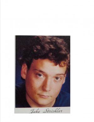 Jake Strickler-Class of 1999