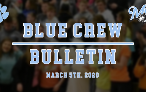 Blue Crew Bulletin - Basketball Playoffs in Full Swing!