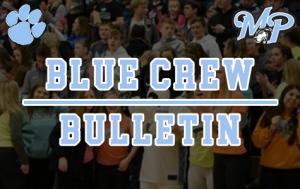 Blue Crew Bulletin – Basketball Playoffs in Full Swing!