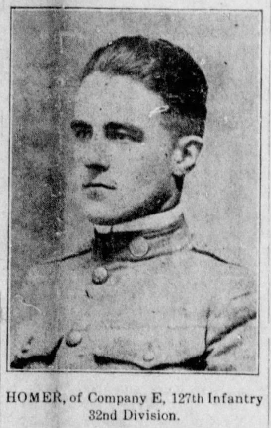 Homer Parkinson-Class of 1911