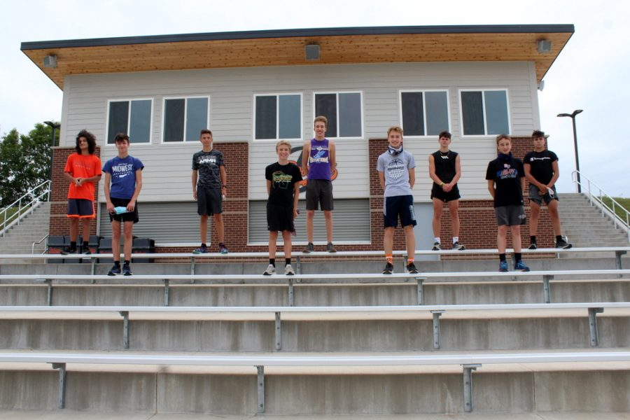 Dodge-Point Boys XC Win RV Triangular