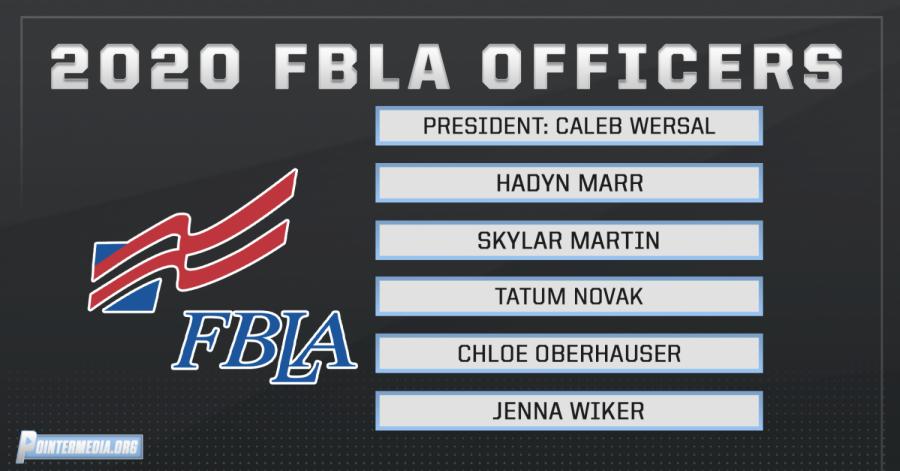 2020+FBLA+Officers