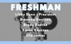 2020-21 Freshmen Class Officers