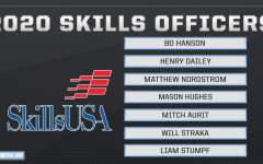2020 Skills USA Officers