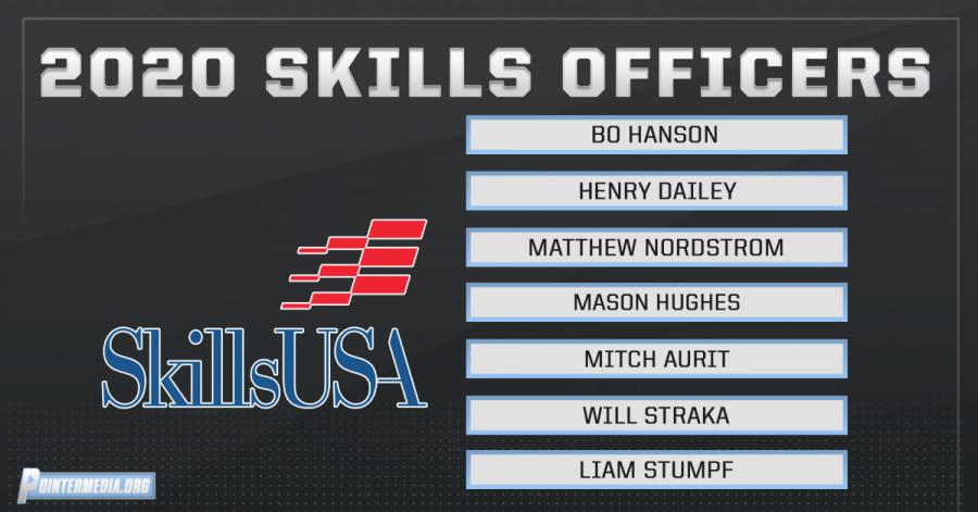 2020+Skills+USA+Officers