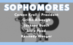 2020-21 Sophomore Class Officers