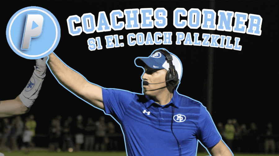 Coach's Corner with Coach Palzkill