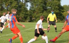 Dodge-Point Soccer Ends Regular Season With a Win