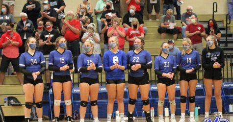 Volleyball Team Falls to Redbirds in Opener