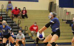 Volleyball Team Advances to Round 2