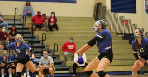 Varsity Volleyball Adds Another Win
