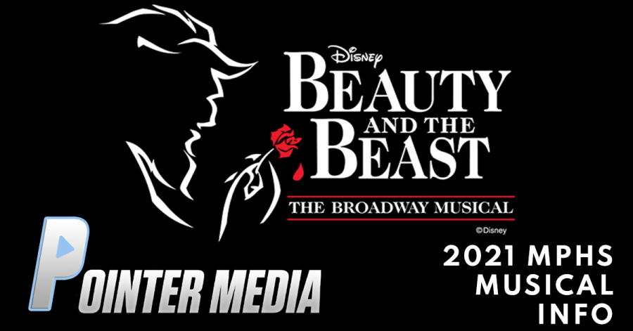 The+MPHS+Musical+Department+Proudly+Presents+Disney%27s+Beauty+and+the+Beast