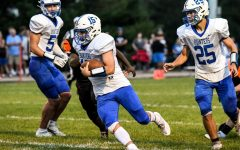 Pointer Football Loses Tough Game to the Cuba City Cubans
