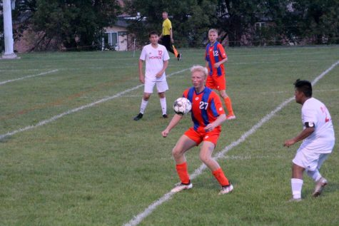 Dodge Point Soccer Bests Beavers at Ron Murphy Field