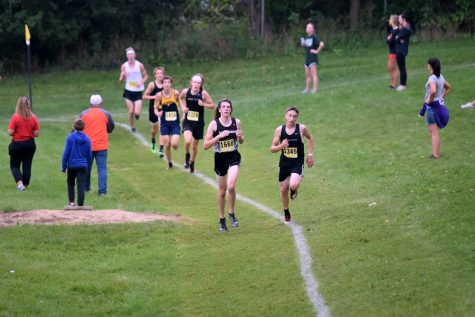 Dodge Point Cross Country Shows Determination Once Again