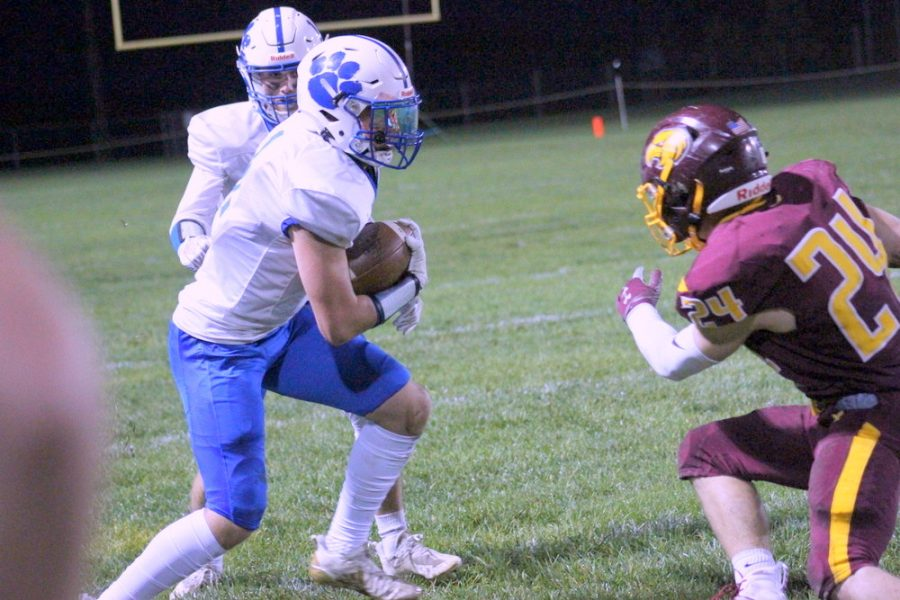 Pointer Football One Win Away From Playoffs